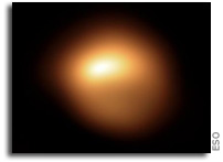 ESO Telescope Sees Surface Of Dim Betelgeuse