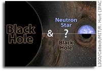 LIGO-Virgo Finds A Mystery Object In A Mass Gap