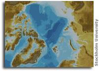 New Depth Map Of The Arctic Ocean
