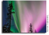 Alaskan Seismometers Record The Northern Lights
