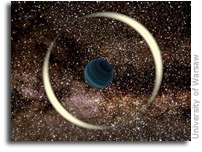 An Earth-sized Rogue Planet Discovered In The Milky Way