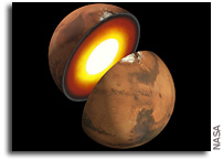 Rice Researchers Use InSight For Deep Mars Measurements