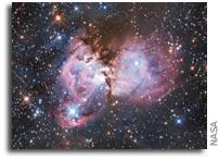 A Cosmic Laboratory: LHA 120-N 150
