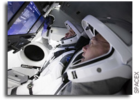Full Launch Simulation For SpaceX Dragon