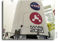 Mars Perseverance Prepared For Launch