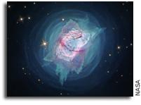 Hubble Views NGC 7027, The Jewel Bug Nebula