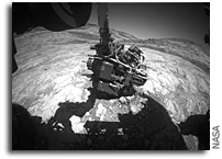 Mars Curiosity Loses Its Orientation