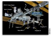 NASA Space Station On-Orbit Status 4 January, 2021 - Preparing for Resupply Ship Departures