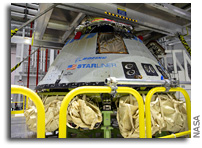 Starliner Orbital Flight Test Independent Review Team Update