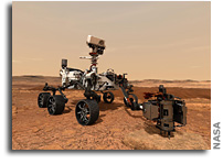 Video Captures the Science of NASA's Perseverance Mars Rover
