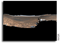 Mars Curiosity Rover Snaps Its Highest-Resolution Panorama Yet