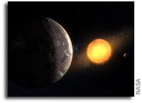 Earth-Size, Habitable Zone Planet Found Hidden in Early NASA Kepler Data