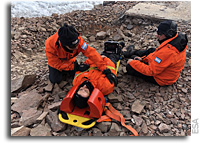 From Antarctica To Space: Telemedicine At The Limit