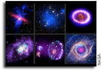 NASA's Chandra Opens Treasure Trove of Cosmic Delights