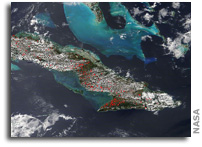 Fires in Cuba Most Likely Due to Agriculture