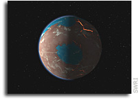 SwRI Models Hint At A Longer Timescale For Mars' Formation