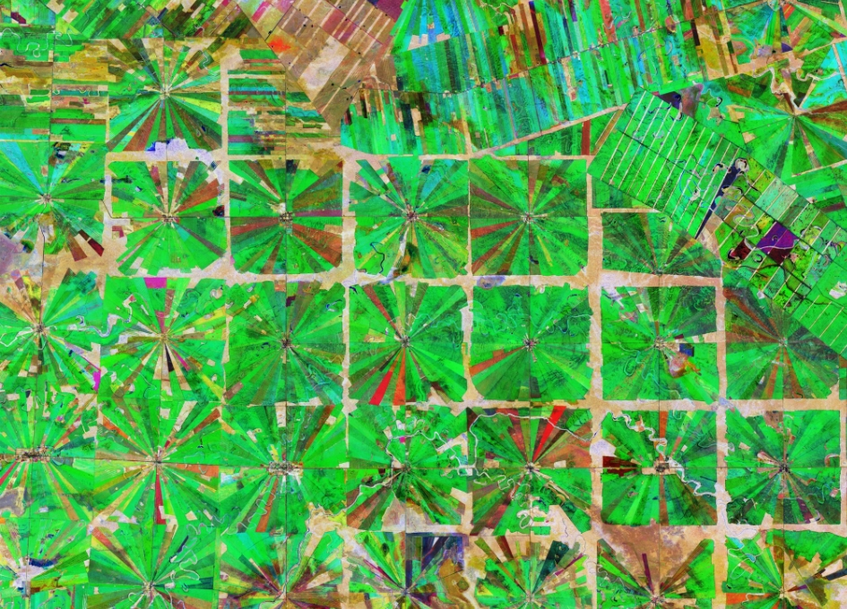 Earth from Space: Santa Cruz Deforestation, Bolivia