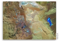 Earth from Space: Chile's Atacama Minerals
