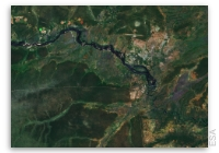 Earth from Space: Victoria Falls