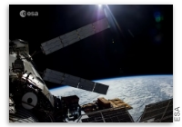 Download Pictures by Amateur Radio from the International Space Station
