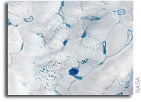 Greenland, Antarctica Are Melting Six Times Faster Than in the 1990s
