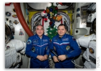 NASA Space Station On-Orbit Status 9 January 2020 - Ramping up for Trio of Spacewalks