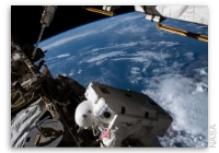 NASA Space Station On-Orbit Status 16 January 2020 - Two More Spacewalks Scheduled This Month