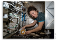 NASA Space Station On-Orbit Status 12 March 2020 - Setting up External Science Payload