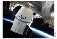 NASA Space Station On-Orbit Status 1 April 2020 - SpaceX Dragon to Return Next Monday