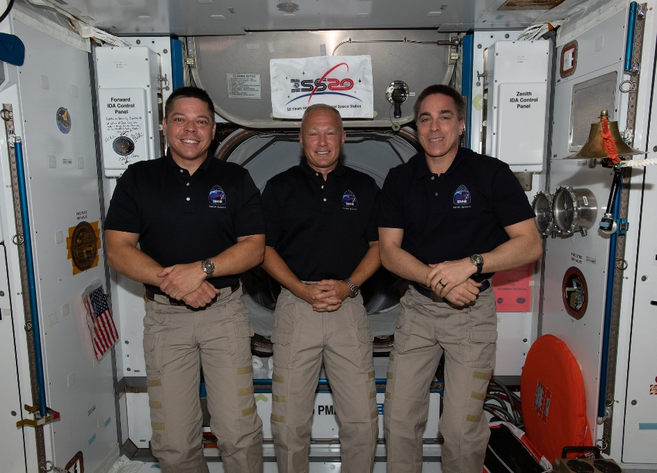 NASA Space Station On-Orbit Status 3 June, 2020 - Reviewing Station Safety Procedures and Equipment