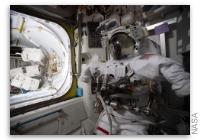 NASA Space Station On-Orbit Status 22 June, 2020 - Spacewalk Preparations