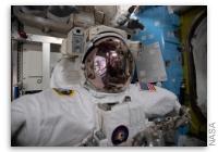 NASA Space Station On-Orbit Status 23 June, 2020 - Spacesuit Fit Checks