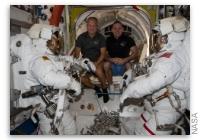 NASA Space Station On-Orbit Status 29 June, 2020 - Preparing for Wednesday Spacewalk