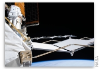 NASA Space Station On-Orbit Status 1 July, 2020 - Spacewalk Completed