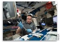NASA Space Station On-Orbit Status 6 August, 2020 - Working in the Kibo Laboratory