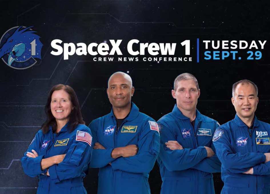 NASA Weekly ISS Space to Ground Report for 25 September, 2020
