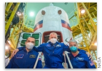 NASA Space Station On-Orbit Status 8 October 2020 - Preparing for a Change of Crew