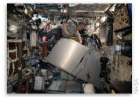 NASA Weekly ISS Space to Ground Report for 6 March, 2020