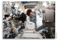 NASA Weekly ISS Space to Ground Report for 20 March, 2020