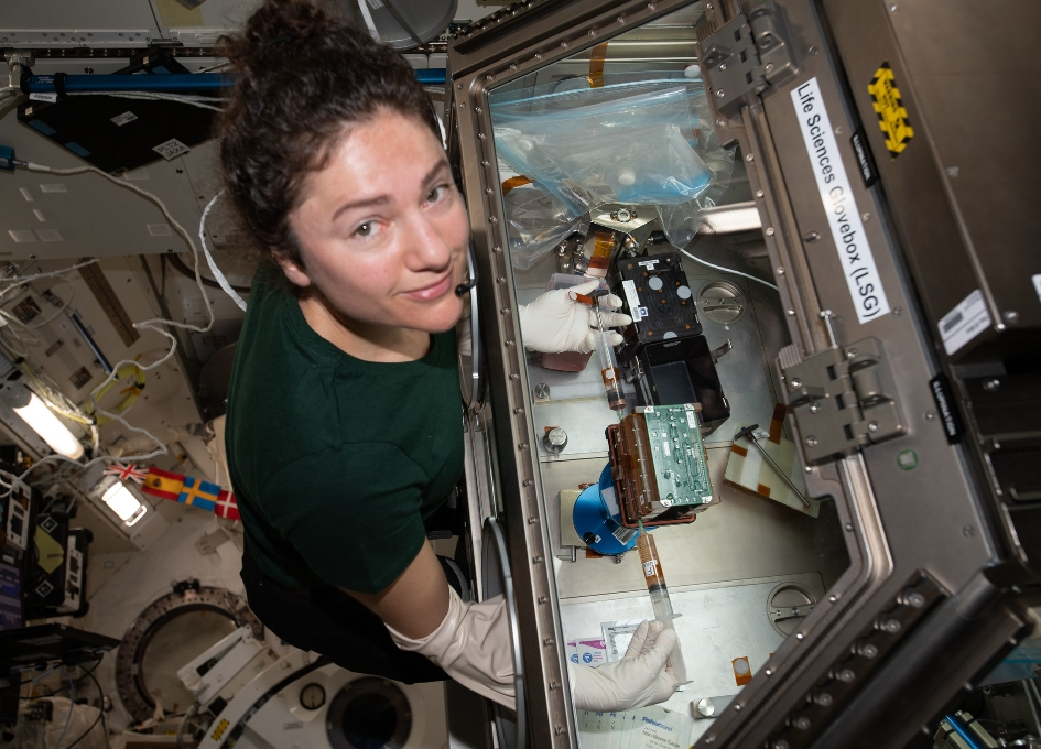 NASA Weekly ISS Space to Ground Report for 3 April, 2020