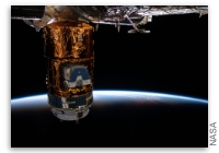 NASA Space Station On-Orbit Status 11 August, 2020 - Japanese Resupply Ship Set to Depart