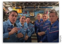 NASA Space Station On-Orbit Status 20 October 2020 - Change of Command Ceremony