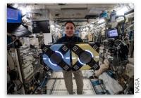 NASA JSC SpaceCast Weekly 18 September, 2020