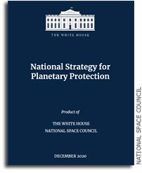 报告:国家行星保护战略beplay游戏