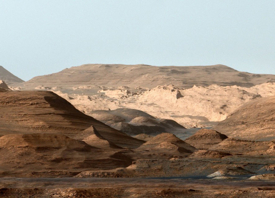 Field Geology At Mars' Equator Points To An Ancient Megaflood