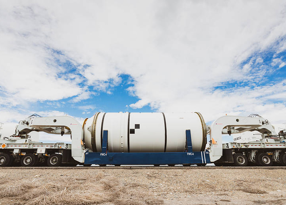 NASA Prepares To Send Artemis I Booster Segments to Kennedy for Stacking