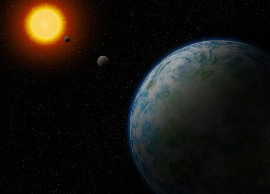 Cold Neptune And Two Temperate Super-Earths Found Orbiting Nearby Stars