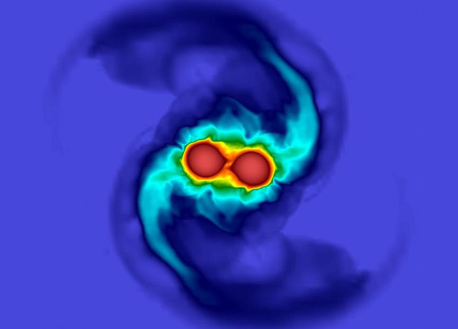New Gravitational-wave Model Can Bring Neutron Stars Into Even Sharper Focus