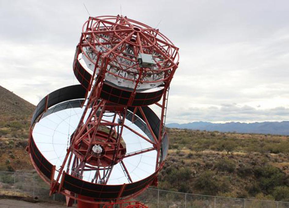 Scientists Detect Crab Nebula Using Innovative Gamma-ray Telescope