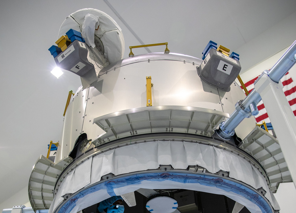NanoRacks Bishop Airlock Prepared For Launch